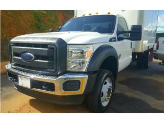 FORD F450 2013 SECO 15' LIFT , Ford Puerto Rico