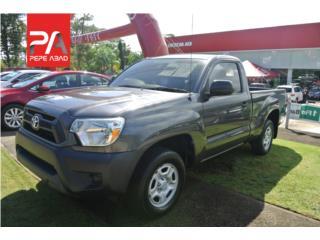 2012 TOYOTA TACOMA GRIS, Toyota Puerto Rico