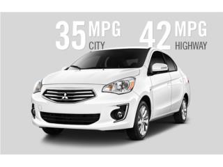 MIRAGE G4 SEDAN 2017 ABRE CREDITO CON $1000, Mitsubishi Puerto Rico