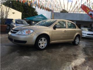 CHEVROLET COBALT LS 2005 ¡¡INMACULADO!!, Chevrolet Puerto Rico