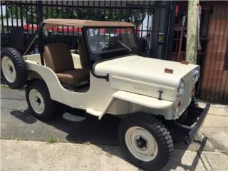 JEEP WILLY 1960!!!, Jeep Puerto Rico