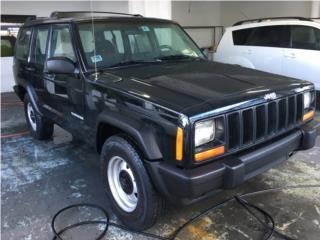 99 JEEP CHEROKEE 4 x 4   90K millas , Jeep Puerto Rico