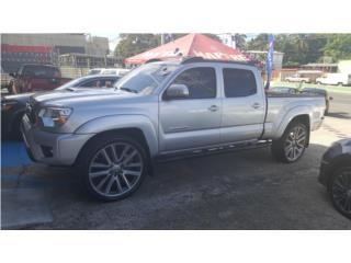 TACOMA TRD 2013 AROS 24, Toyota Puerto Rico