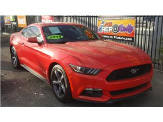 FORD MUSTANG 2015, Ford Puerto Rico