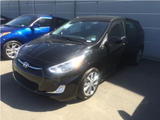 Huyndai Accent 5 doors  aut,1.6L, Hyundai Puerto Rico