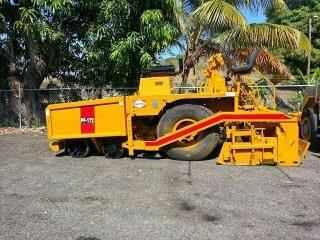 Paver PF-172 PR, Equipo Construccion Puerto Rico