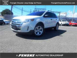 2012 Ford Edge SE, Ford Puerto Rico