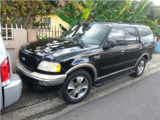 2002 Ford Expedition EddieBauer, Ford Puerto Rico