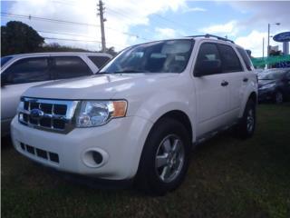 ESCAPE INMACULADA!, Ford Puerto Rico