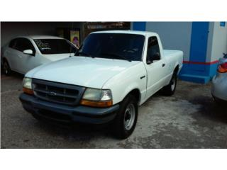 ford ranger 00, Ford Puerto Rico