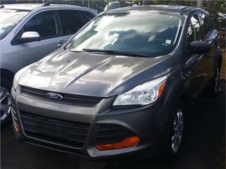 ESCAPE 2013 AUT ECONOMICA SOLO 15K MILLAS, Ford Puerto Rico