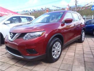 ROGUE S 2016 BONO DE $1000 � 2.49% APR!!! , Nissan Puerto Rico