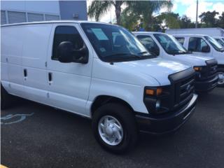 LIQUIDACI�N TOTAL VANES DE CARGA E250 GANGAS , Ford Puerto Rico