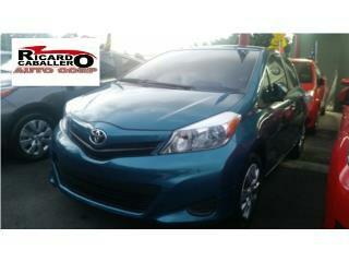 TOYOTA YARIS 2014, Toyota Puerto Rico