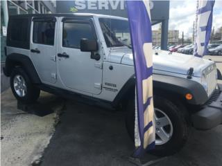 Jeep Wrangler 2010 4x4 unlimited Extra Clean, Jeep Puerto Rico