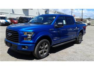 2016 F-150 XLT FX4 OFFROAD PACKAGE! PRECIOSA!, Ford Puerto Rico
