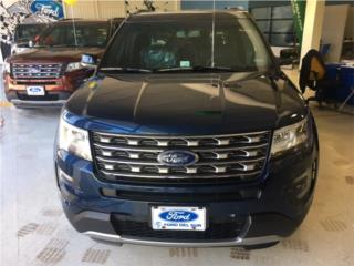 FORD EXPLORER XLT 2016 !!!, Ford Puerto Rico