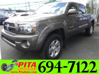 TACOMA PRE-RUNNER SR5 , Toyota Puerto Rico