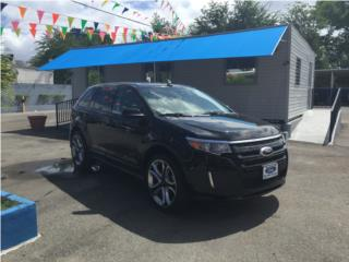 FORD EDGE 2013 SPORT, Ford Puerto Rico