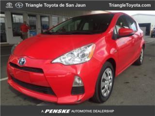 Toyota Prius C 2012, Toyota Puerto Rico