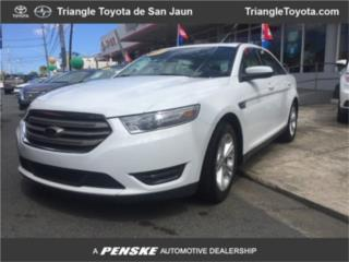2014 Ford Taurus SEL, Ford Puerto Rico