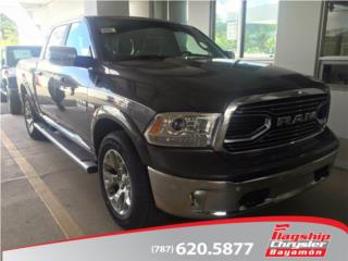 RAM LIMITED 2016, Dodge Puerto Rico