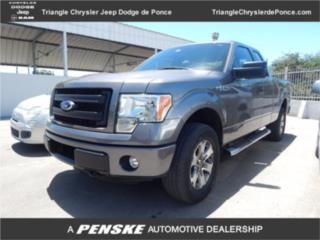2013 Ford F-150, Ford Puerto Rico