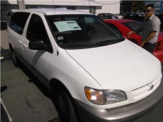 1999 TOYOTA SIENNA $4,995, Toyota Puerto Rico