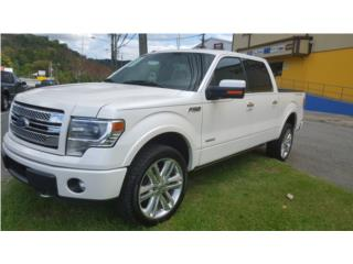 FORD F-150 LIMITED - 4PTS - 2014, Ford Puerto Rico