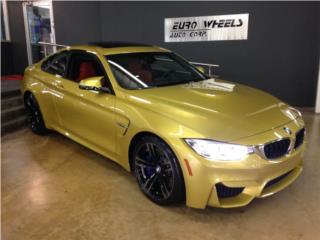 M4 AUSTIN YELLOW INTERIOR SAKHIR ORANGE, BMW Puerto Rico