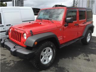 JEEP WRANGLER 2012 LIQUIDACION !!, Jeep Puerto Rico