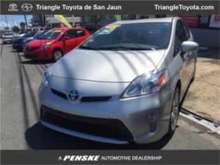 2014 Toyota PriusTwo Sedan, Toyota Puerto Rico