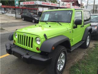 Jeep Wrangler 2013 2pts, Jeep Puerto Rico