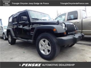 2013 Jeep Wrangler Unlimited, Jeep Puerto Rico