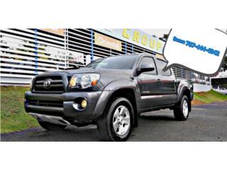 TOYOTA TACOMA 2009Y2013 EXCELENTES CONDICIONE, Toyota Puerto Rico