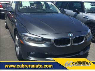 BMW 328i 2014 en LIQUIDACION, BMW Puerto Rico
