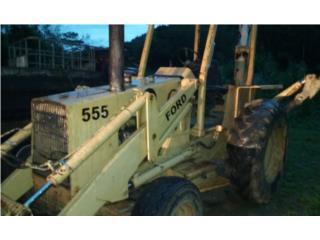 555-a Excavadora - Digger, Equipo Construccion Puerto Rico