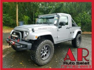 JEEP RUBICON PICK-UP 2016!!, Jeep Puerto Rico