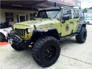 WRANGLER YA MONTADO 2013 AHORRA MILES, Jeep Puerto Rico