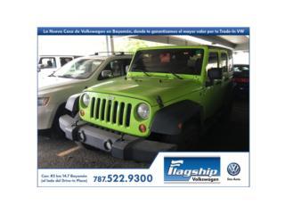 Jeep Wrangler 4x4 Sport 2013, Jeep Puerto Rico