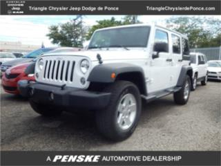 2015 Jeep Wrangler Unlimited, Jeep Puerto Rico