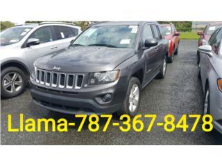 Compass importada,SE LIQUIDA, Jeep Puerto Rico