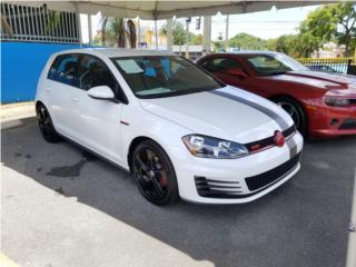 VOLKSWAGEN GTI 2015 IMPORTADA, Volkswagen Puerto Rico