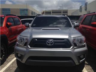 TACOMA 2014 CON 30000 MILLAS Y CON CAMARA, Toyota Puerto Rico
