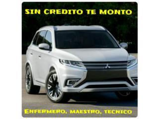 OUTLANDER 3FILA REDISENADA 10/100 GARANTIA!!, Mitsubishi Puerto Rico