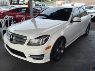 M/Benz C-250/ 2013/like new, Mercedes Benz Puerto Rico