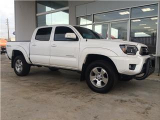 TACOMA/2013/TRD OFF ROAD/4X4/V6/DOBLE CABINA!, Toyota Puerto Rico