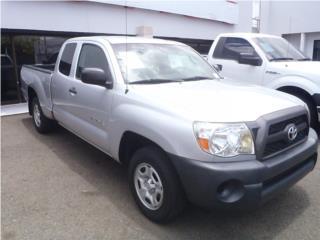 TACOMA 2011 CAB.1/2, Toyota Puerto Rico