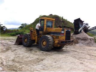 wa-450-wheel loader, Equipo Construccion Puerto Rico
