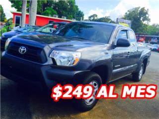 tacoma cab 1/2, Toyota Puerto Rico
